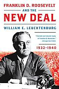 Franklin D. Roosevelt and the New Deal: 1932-1940 Cover
