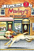Marley's Big Adventure (I Can Read Marley - Level 2) Cover