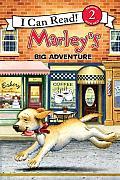 Marley's Big Adventure (I Can Read Marley - Level 2)