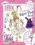 Fancy Nancy's Perfectly Posh Paper Doll Book (Fancy Nancy) Cover