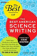 The Best of the Best of American Science Writing Cover