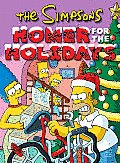 Simpsons Homer for the Holidays