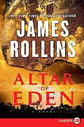 Altar of Eden (Large Print) Cover