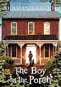 Boy on the Porch