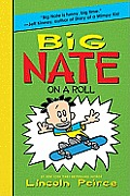 Big Nate on a Roll (Big Nate) Cover