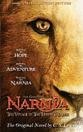 Chronicles of Narnia The Voyage of the Dawn Treader Movie Tie In Ed rack