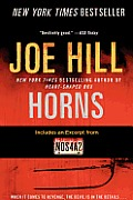 Horns: A Novel Cover