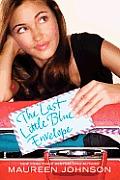 Last Little Blue Envelope