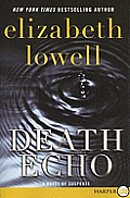 Death Echo Large Print