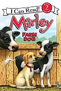 Marley: Farm Dog (I Can Read Marley - Level 2) Cover