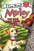 Marley: The Dog Who Cried Woof (I Can Read Marley - Level 2) Cover