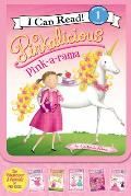 Pinkalicious: Pink-A-Rama (I Can Read Book 1) Cover