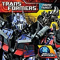 Transformers Hunt for the Decepticons Prime Target