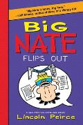 Big Nate Flips Out (Big Nate) Cover