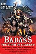 Badass: The Birth of a Legend Cover