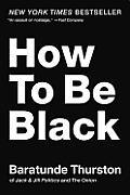 How to Be Black Cover