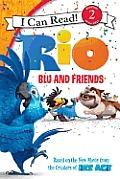 Blu and Friends