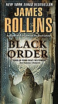 Black Order (Sigma Force Novels) Cover