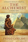 The Alchemist: A Graphic Novel Cover