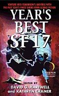 Year's Best SF #17: Year's Best SF 17