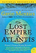 The Lost Empire of Atlantis: History's Greatest Mystery Revealed Cover
