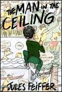 Man In The Ceiling - Signed Edition