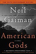 American Gods: The Tenth Anniversary Edition Cover