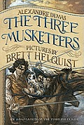 Three Musketeers Illustrated Edition