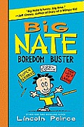 Big Nate Boredom Buster Super Scribbles Cool Comix & Lots of Laughs