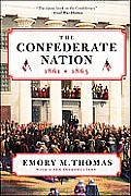 The Confederate Nation: 1861-1865 Cover