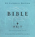 Catholic Bible-NRSV-Extra Large Print Cover