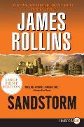 Sandstorm (Large Print)