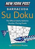 New York Post Barracuda Su Doku: 150 Difficult Puzzles (New York Post Su Doku)