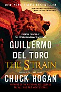 The Strain: Book One of the Strain Trilogy Cover