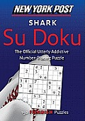 New York Post Shark Su Doku: 150 Fiendish Puzzles