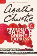 Murder on the Orient Express: A Hercule Poirot Mystery Cover