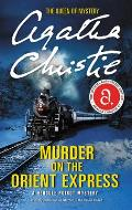 Murder on the Orient Express (Hercule Poirot Mysteries) Cover