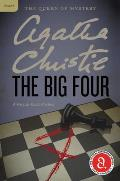 The Big Four: A Hercule Poirot Mystery Cover