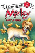 Marley: Not a Peep! (I Can Read Marley - Level 2) Cover