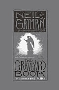The Graveyard Book (P.S.) Cover