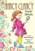 Fancy Nancy Chapter Book #01: Nancy Clancy, Super Sleuth Cover