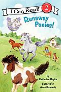 Pony Scouts: Runaway Ponies! (I Can Read - Level 2)