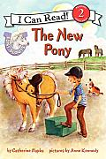 Pony Scouts: The New Pony (I Can Read Book 2)