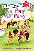 Pony Scouts: Pony Party (I Can Read Book 2)