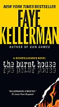 The Burnt House: A Decker/Lazarus Novel Cover
