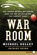 War Room: The Legacy of Bill Belichick and the Art of Building the Perfect Team (Large Print)