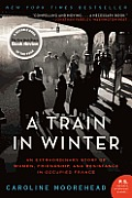 A Train in Winter Cover