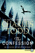 The Confession (Large Print) (Ian Rutledge Mysteries)