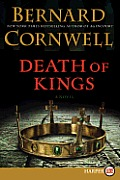Death of Kings (Large Print) Cover