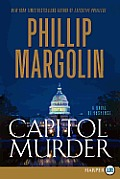 Capitol Murder (Large Print) Cover